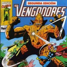 Cómics: LOS VENGADORES Nº 9 - MARVEL / FORUM. Lote 28132038