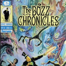 Cómics: THE BOZZ CHRONICLES Nº 8 - EPIC SERIES - FORUM. Lote 28132173