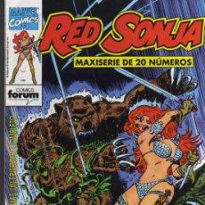 Cómics: RED SONJA Nº 5 - MARVEL / FORUM. Lote 28132398