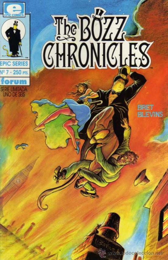 Cómics: THE BOZZ CHRONICLES Nº 7 - EPIC SERIES - FORUM - Foto 1 - 28139149