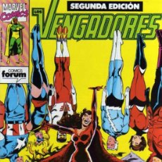 Fumetti: LOS VENGADORES Nº 12 - MARVEL / FORUM. Lote 28186364