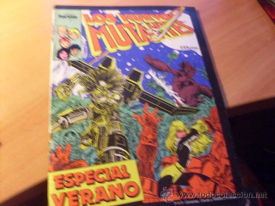 LOS NUEVOS MUTANTES ESPECIAL VERANO (FOR1) (Tebeos y Comics - Forum - Nuevos Mutantes)