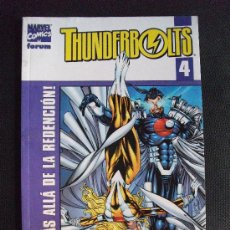 Cómics: THUNDERBOLTS VOL II Nº 4 COMICS FORUM. Lote 28251579