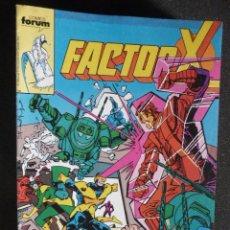 Cómics: FACTOR X. Nº 21. FORUM. Lote 28275493