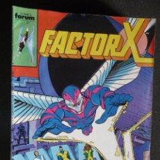 Cómics: FACTOR X. Nº 22. FORUM. Lote 28275494