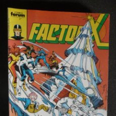 Cómics: FACTOR X. Nº 26. FORUM. Lote 28275505
