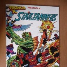 Cómics: LA PATRULLA X. STARJAMMERS. COLECC. PRESTIGIO Nº 18. FORUM. Lote 28284919