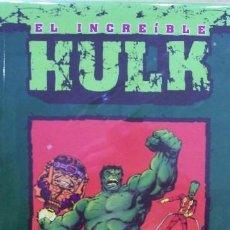 Cómics: EL INCREIBLE HULK - COMPLETA - 50 TOMOS - PLANETA DE AGOSTINI - MARVEL. Lote 28312804