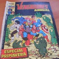 Cómics - VENGADORES ANNUAL ( ESPECIAL PRIMAVERA ) ( EDITORIAL FORUM ) ( FOR1 ) - 28317993