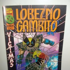 Cómics: LOBEZNO - GAMBITO - Nº 2 DE 4 - SERIE LIMITADA - FORUM 1996 - ¡. Lote 28321822