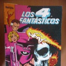 Cómics: LOS 4 FANTÁSTICOS. VOL 1. Nº 37. FORUM. Lote 28396485