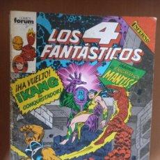 Cómics: LOS 4 FANTÁSTICOS. VOL 1. Nº 91. FORUM. Lote 28396727
