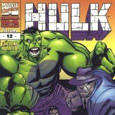 Cómics: HULK Nº 12 VOLUMEN 4, ULTIMO NUMERO DEL VOLUMEN. Lote 28441081