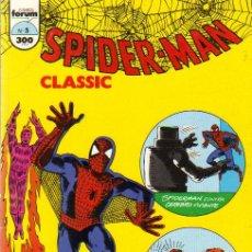 Cómics: SPIDER-MAN CLASSIC Nº 5 - COMICS FORUM 09/1993. Lote 28519434