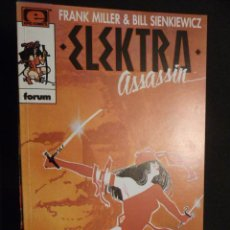 Cómics: ELEKTRA ASSASIN III. PRESTIGIO Nº 15. FORUM. Lote 28526527