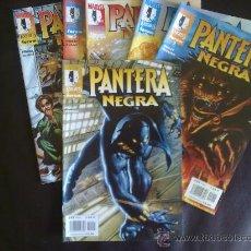 Cómics: PANTERA NEGRA VOLUMEN 1 DE FORUM NÚMEROS 1 A 6. Lote 28587794