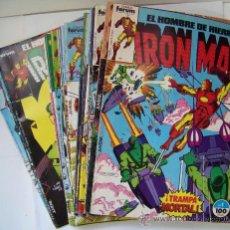 Cómics: IRON MAN VOL.I- FORUM. PACK 29 NUMEROS ( DEL Nº 1 AL 24 Y DEL 29 AL 34). Lote 28599732