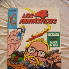 Fumetti: LOS 4 FANTASTICOS 21 FORUM. Lote 28604765