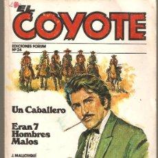 Cómics: EL COYOTE Nº 24 - 19 X 14,5 CM. 765 PAGINAS . Lote 28647175