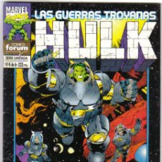 Cómics: HULK LAS GUERRAS TROYANAS Nº 4 DE 6. Lote 28663831