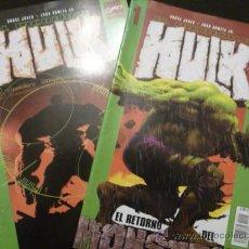 Cómics: EL INCREÍBLE HULK. VOL 2. Nº 1 Y 2. FORUM. Lote 28740649