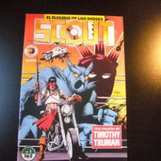 Cómics: SCOUT Nº 1 ECLIPSE COMICS FORUM TIMOTHY TRUMAN .........C17. Lote 28865794