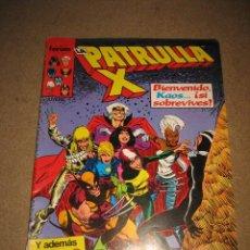 Cómics: LA PATRULLA X Nº 69 BIENVENIDOS KAOS SI SOBREVIVES 1988. Lote 28749093