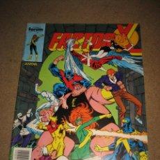 Cómics: FACTOR X Nº 9 PRESAGIOS DE MUERTE 1988. Lote 28750041