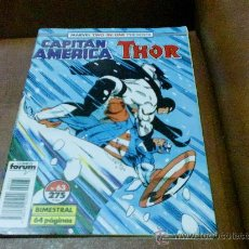 Comic:CAPITAN AMERICA THOR Nº 63 -BIMESTRAL
