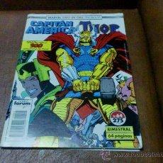 Comic:CAPITAN AMERICA THOR Nº 64 -BIMESTRAL