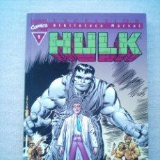 Cómics: HULK Nº 1 BIBLIOTECA MARVEL FORUM PLANETA 2004. Lote 28819918