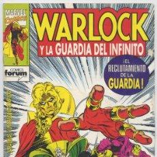 Cómics: WARLOCK Y LA GUARDIA DEL INFINITO, Nº 2 - FORUM. Lote 28822354