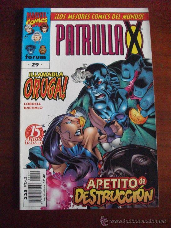 PATRULLA X VOL II Nº 29 COMICS FORUM (Tebeos y Comics - Forum - Patrulla X)
