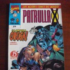 Cómics: PATRULLA X VOL II Nº 29 COMICS FORUM. Lote 28908274