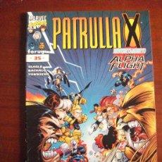 Cómics: PATRULLA X VOL II Nº 35 COMICS FORUM. Lote 28908297
