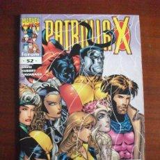 Cómics: PATRULLA X VOL II Nº 52 COMICS FORUM. Lote 28908333