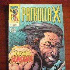 Cómics: PATRULLA X VOL II Nº 60 COMICS FORUM. Lote 28908353