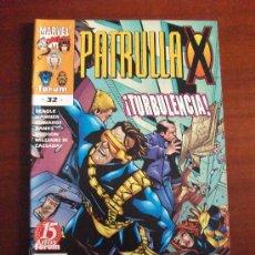 Cómics: PATRULLA X VOL II Nº 32 COMICS FORUM. Lote 28908375
