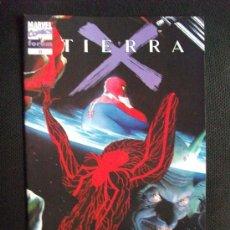 Cómics: TIERRA X Nº 8 COMICS FORUM. Lote 28913758