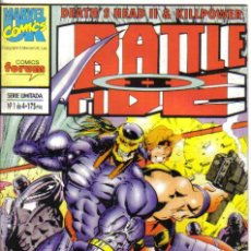 Cómics: BATTLE TIDE II Nº 1 DE 4. . Lote 28985121