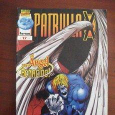 Cómics: PATRULLA X VOL II Nº 17 COMICS FORUM. Lote 28998929