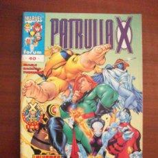 Cómics: PATRULLA X VOL II Nº 40 COMICS FORUM. Lote 28998964