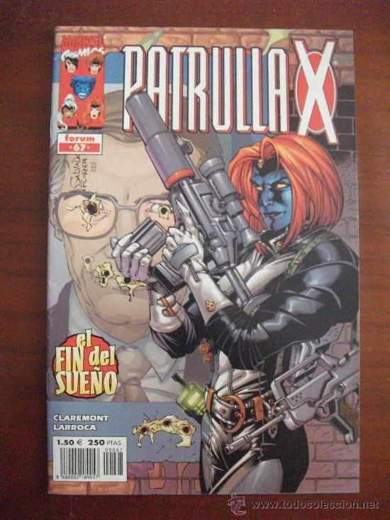 PATRULLA X VOL II Nº 67 COMICS FORUM (Tebeos y Comics - Forum - Patrulla X)