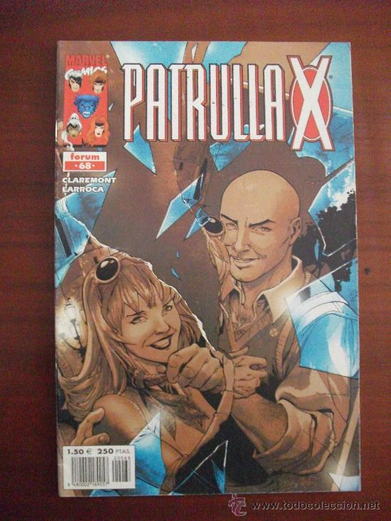 PATRULLA X VOL II Nº 68 COMICS FORUM (Tebeos y Comics - Forum - Patrulla X)