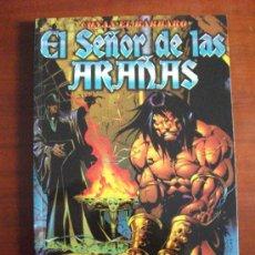 Cómics: CONAN EL BARBARO EL SEÑOR DE LAS ARAÑAS ALBUM TAPA RUSTICA. Lote 29000383