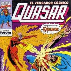 Cómics: QUASAR EL VENGADOR CÓSMICO - Nº2 - CJ65. Lote 29055612