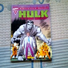 Cómics: HULK Nº 1, DE KIRBY Y VARIOS (BIBLIOTEC MARVEL EXCELSIOR. RUSTICA). Lote 29185781
