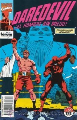 DAREDEVIL VOL. 2 # 30 (I-1992) TERMINA POR FIN TU COLECCIÓN! (Tebeos y Comics - Forum - Daredevil)