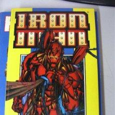 Cómics: IRON MAN HEROES REBORN Nº 1,2,3,4,5 Y 6 / RETAPADO CON 6 NUMEROS / FORUM. Lote 29196621