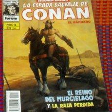 Cómics: LA ESPADA SALVAJE DE CONAN Nº 16. VOL. 1. SEGUNDA EDICION. EL BARBARO. COMICS FORUM.. Lote 29199367